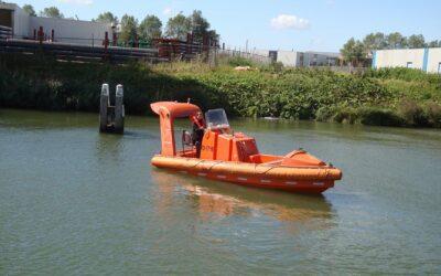 Fast Rescue Boat Marjo