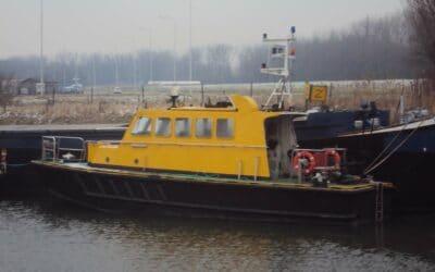 Patrouilleboot Liesje